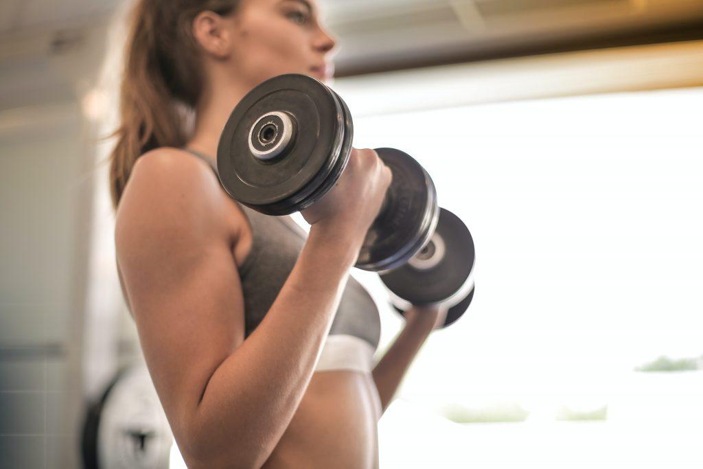 strength training exercise for mental health